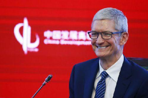 美媒:苹果将在华增设两个研发中心 投入超35亿人民币