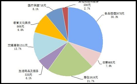 社会消费性支出_居民人均消费支出
