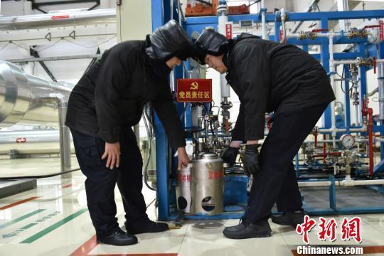 中俄原油管道二线工程正式投入商业运营