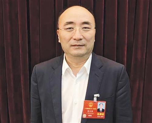 樊庆峰代表:5G带来大不同