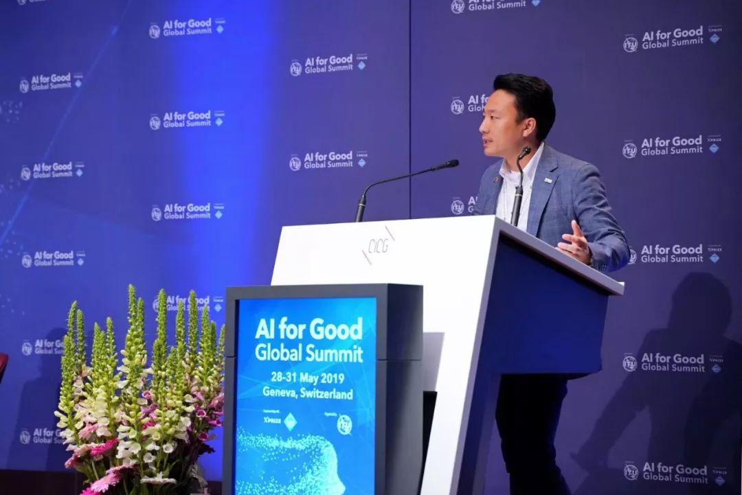 极飞科技联合创始人龚槚钦介绍 AI 如何助力农业发展