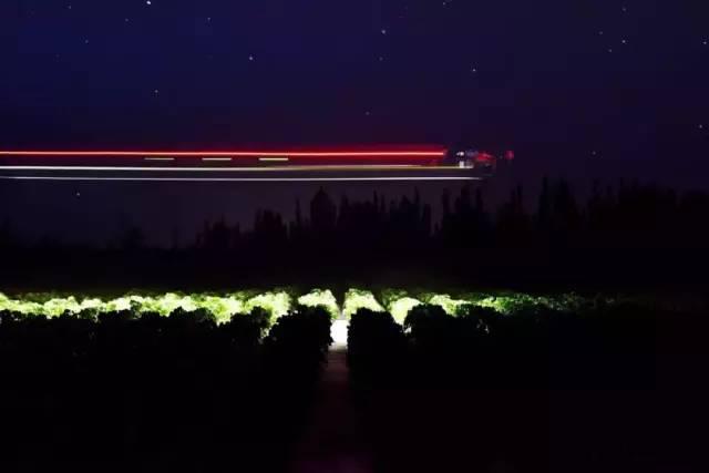 利用 RTK 导航技术的无人机进行夜间全自主作业