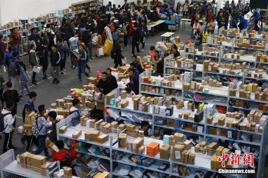 前5月邮政行业业务收入超3700亿元 快递量223亿件