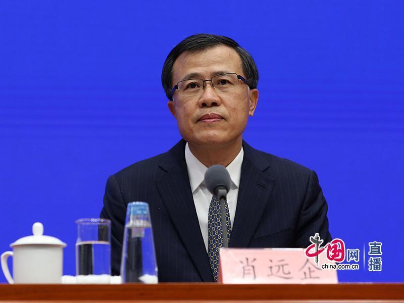 """银保监会首席风险官肖远企:对""""影子银行""""时刻保持警惕"""
