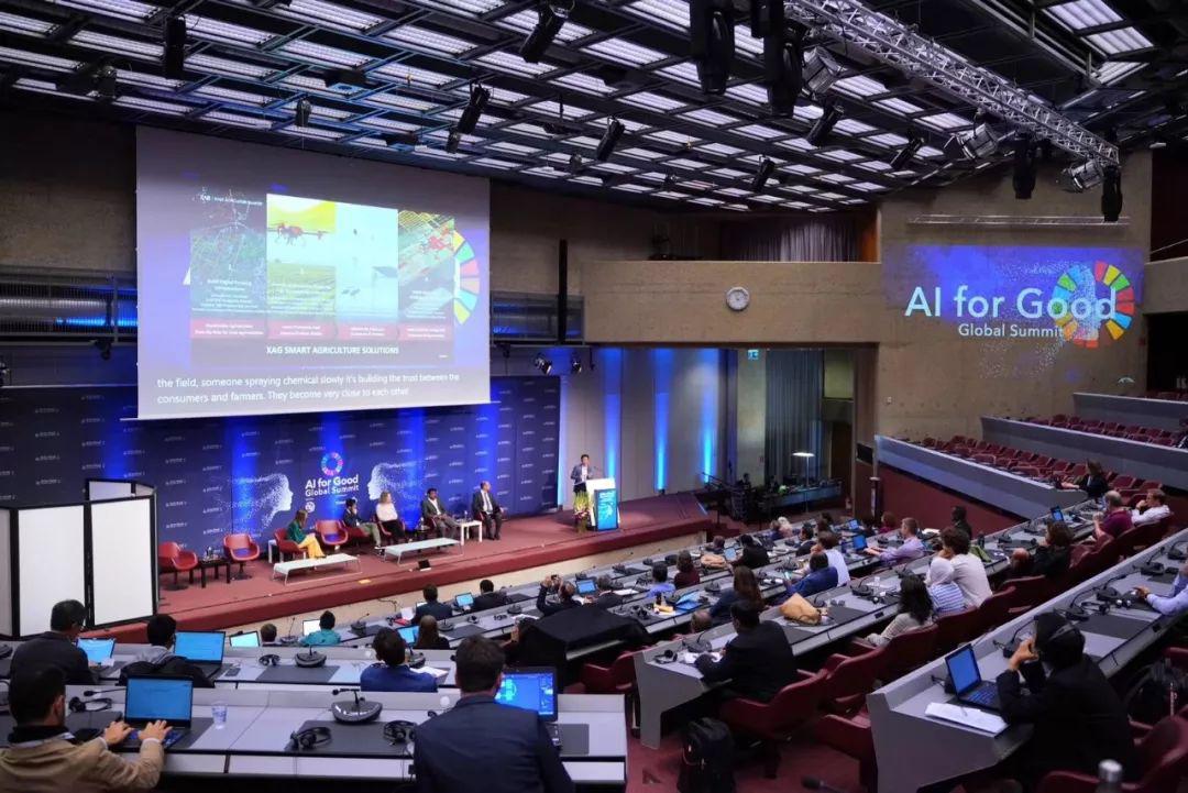 联合国AI峰会首次邀请中国农业公司,极飞XAI为世界带来了哪些改变?